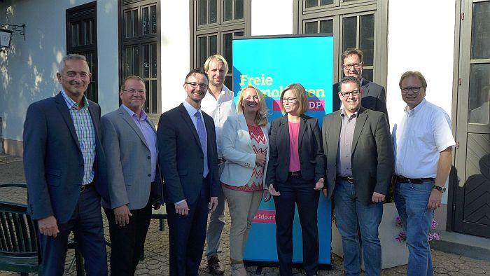 FDP Bezirksverband Aachen geht geeint in den Wahlkampf 2017