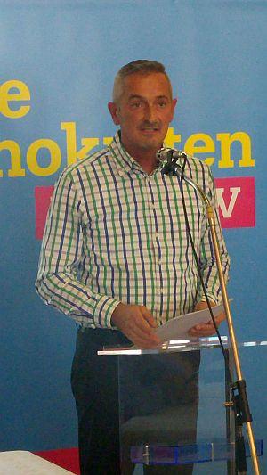 Dr. Werner Pfeil, Kreisverband Aachen-Land