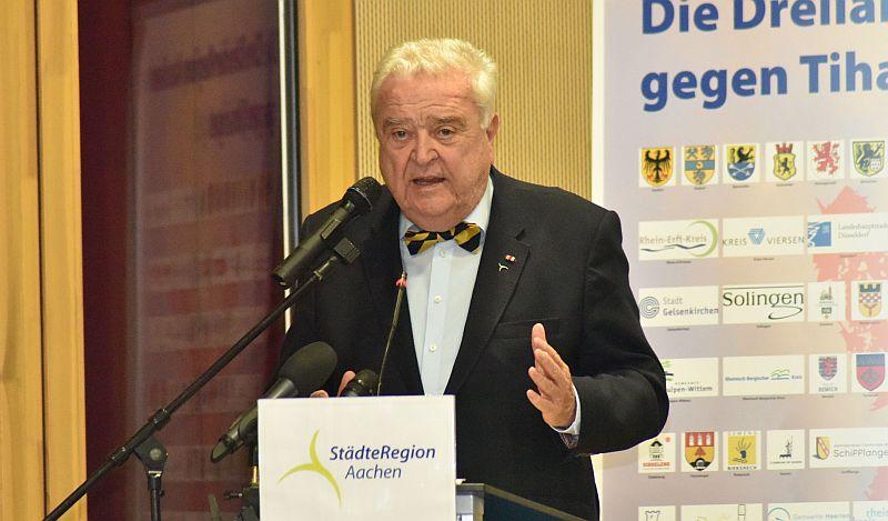 Georg Helg, FDP-Fraktionsvorsitzender in der StädteRegion Aachen