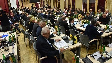Sitzung des Städteregionstages