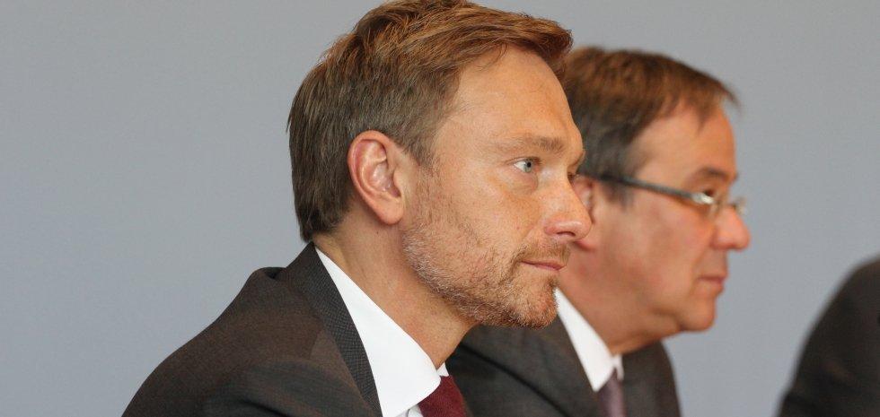 Große Einigkeit zwischen CDU und FDP