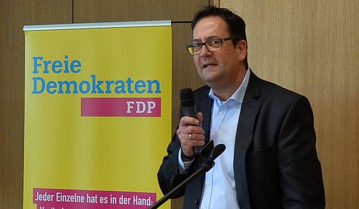 Markus Herbrand (FDP)