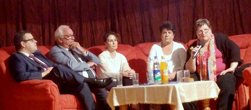 Diskussion zur Bundestagswahl im Klösterchen